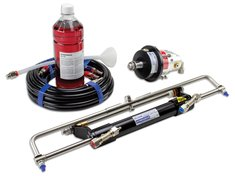 Outboard Hydraulic system for engines up to 175HP