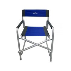Foldable chair / blue